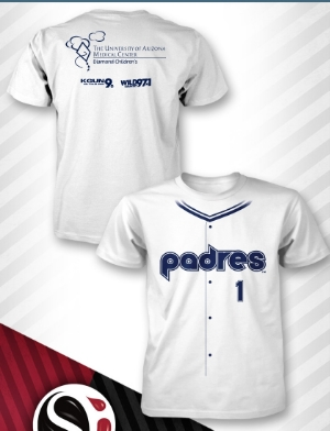 Kids Can Get One of These COOL Tees at Kino Stadium TONIGHT!
